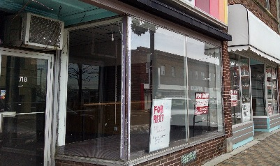 Vacant Store Front